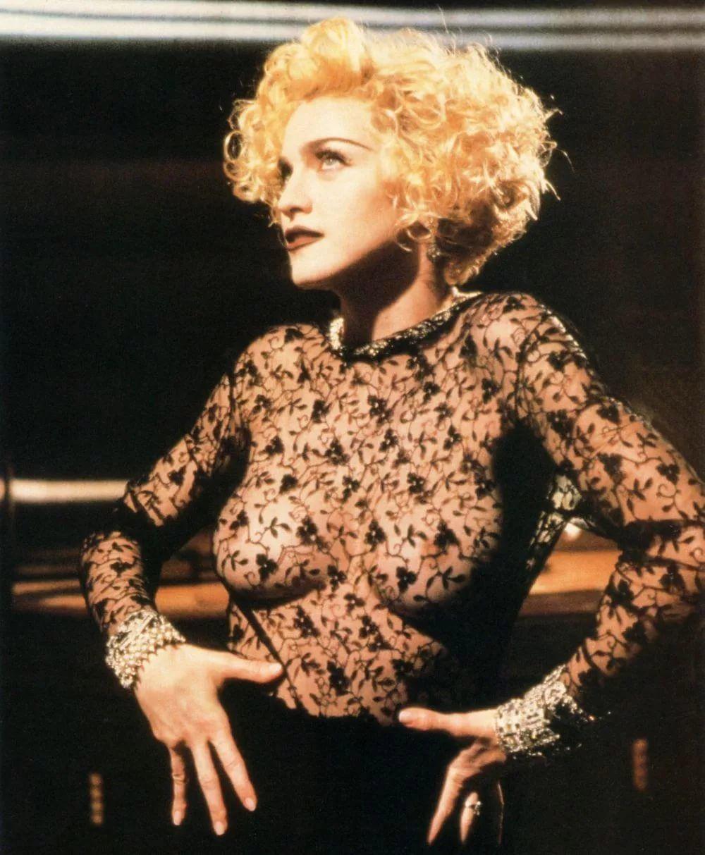 Image result for Madonna Vogue