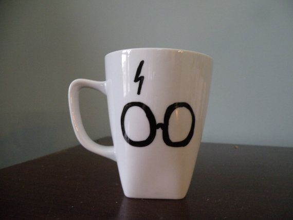 Taza de Harry Potter
