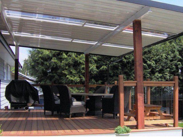 Cubiertas de aluminio para terrazas quinchos pinterest cubierta de aluminio aluminio y - Cubiertas de terrazas ...