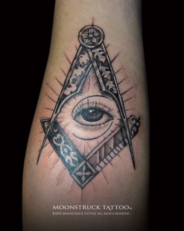 Illuminati tattoos related keywords suggestions for All in one tattoo