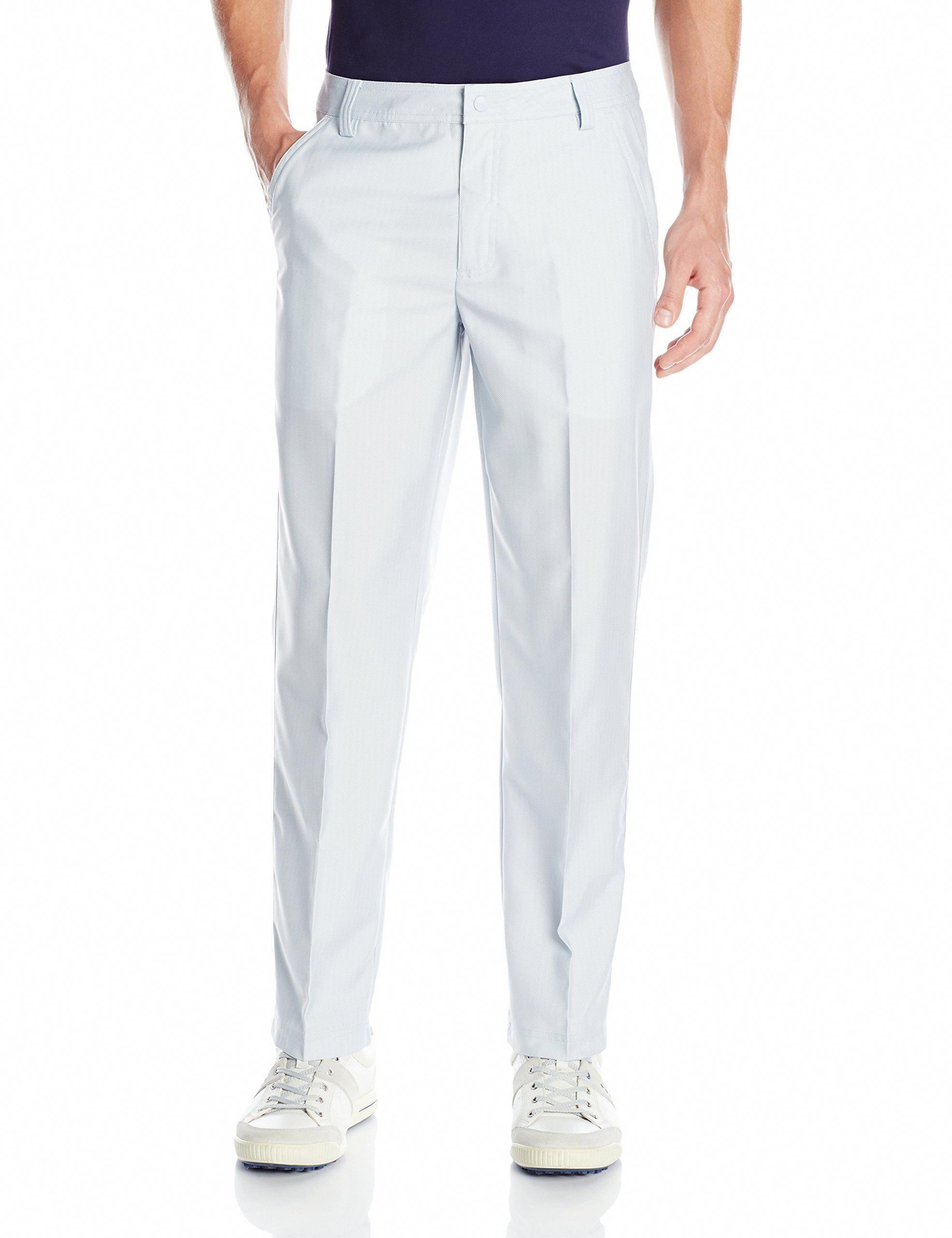 05921cc9075c Men Golf Clothing - PUMA Golf Mens Monolite Pants 32 30 Gray Dawn   mensgolfclothes