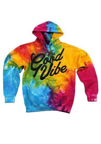 8cdd029c78a8 TheGood - Tie Dye Hoodie (Multi) in 2019