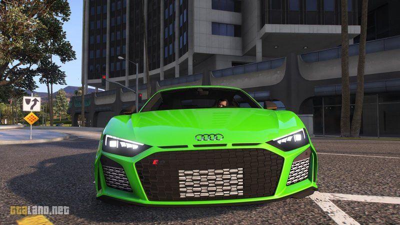 Audi R8 2020 Add On Replace In 2020 Audi Audi R8 Sports Car