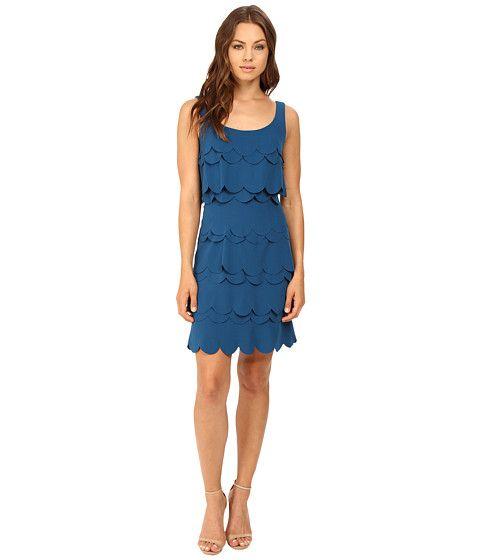 Christin Michaels Mia Cepe Petal Dress