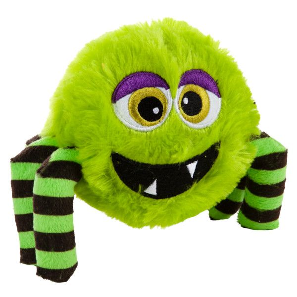 Creepy crawly fun with the Grreat Choice® Spider Dog Toy ...