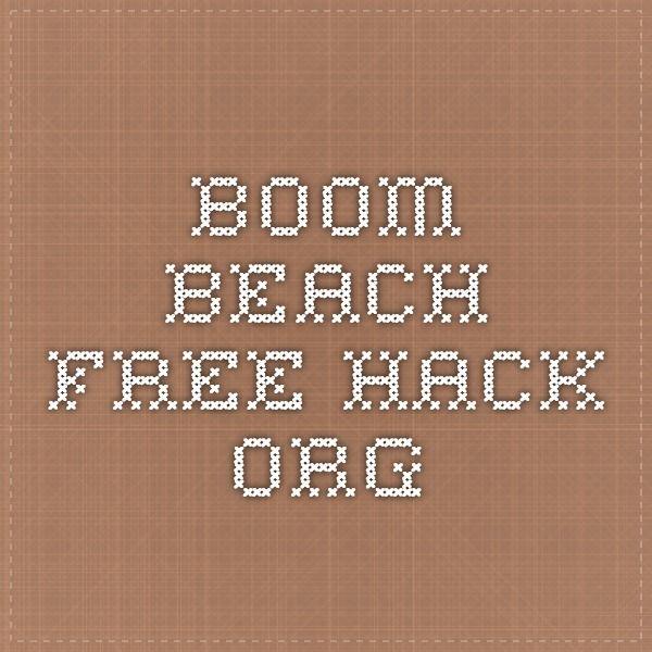 boom-beach free-hack org | Travel in 2019 | Boom beach, Beach hacks