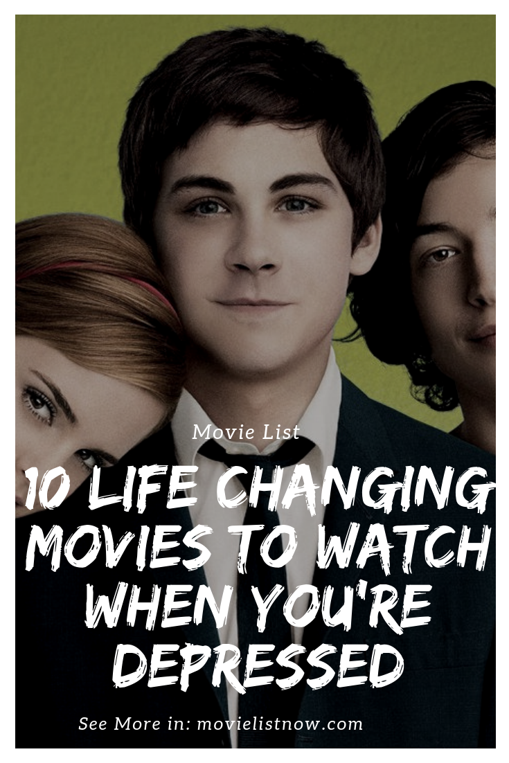 10 Life Changing Movies to Watch When You're Depressed - Page 3 of 3 #moviestowatch