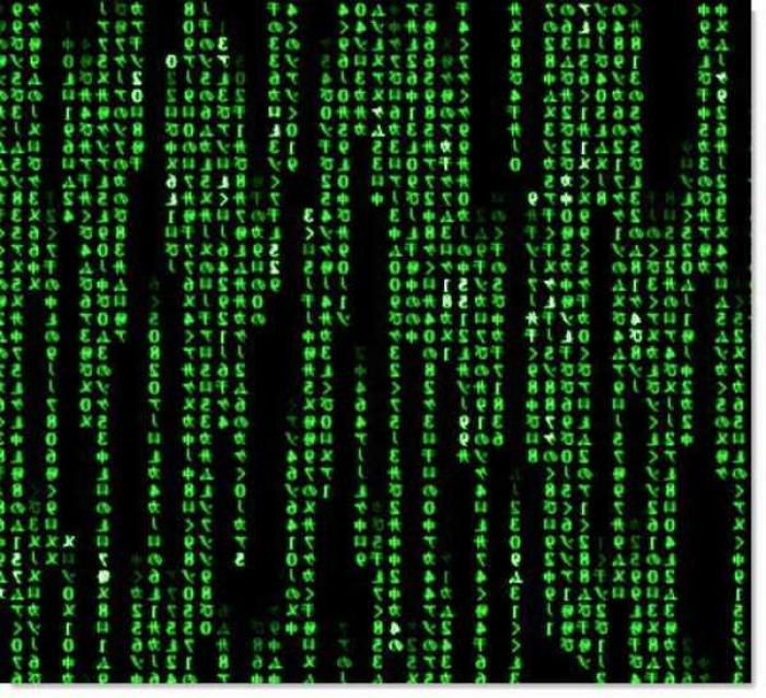 Unfortunately No One Can Be Told What The Matrix Is You Have To See It For Yourself Matrix Screen Savers Viking Symbols Matrix