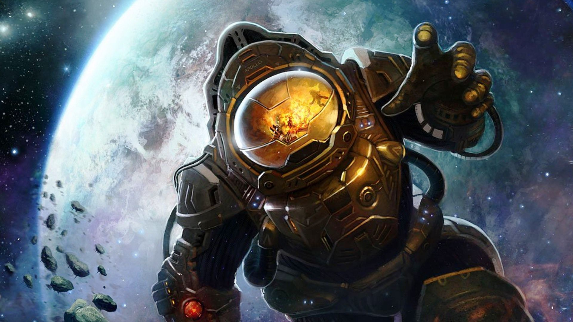 Pin by digital art magazine on Spaceman | Astronaut ...