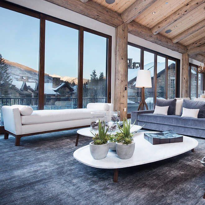 Wonderful Vail Ski Haus By Reed Design Group