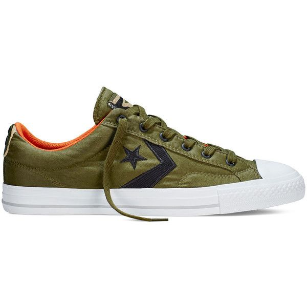 Converse CONS Star Player – herbal Sneakers (€58) ❤ liked