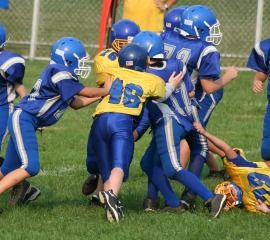 Kids Sports Concussion Symptoms What Parents Need To Know