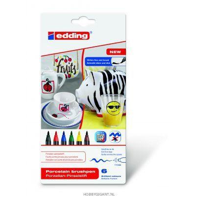 Edding porcelein markers 4200-6999
