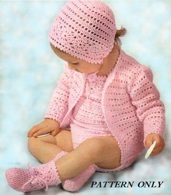 Instant download crochet pattern Baby di CottageCreationsForU, $3.99 ...
