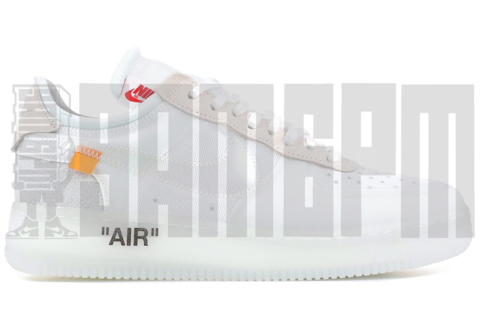 nike air force 1 basso biancastro 7 8 9 10 11 12 white dieci offwhite