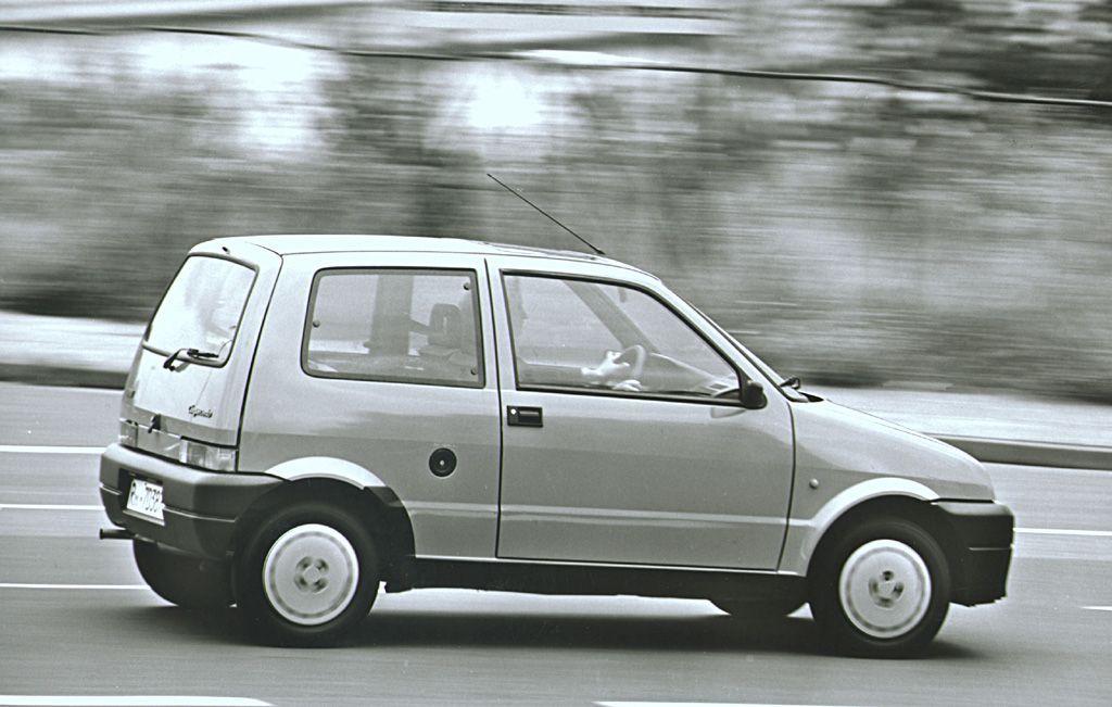 Fiat Cinquecento 700 1991 1995 Fiat Cinquecento Fiat Vehicles