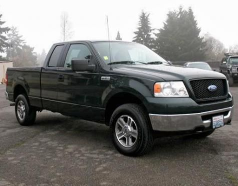 2006 Ford F 150 Xlt Supercrew Pickup Truck For Less Than 11000