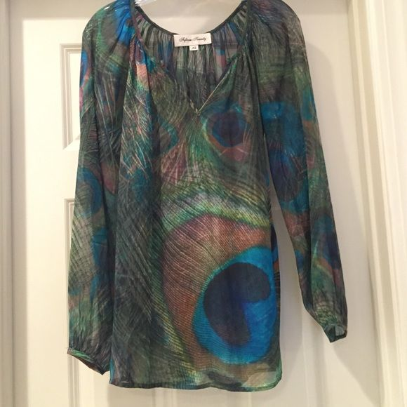 Peacock Tops