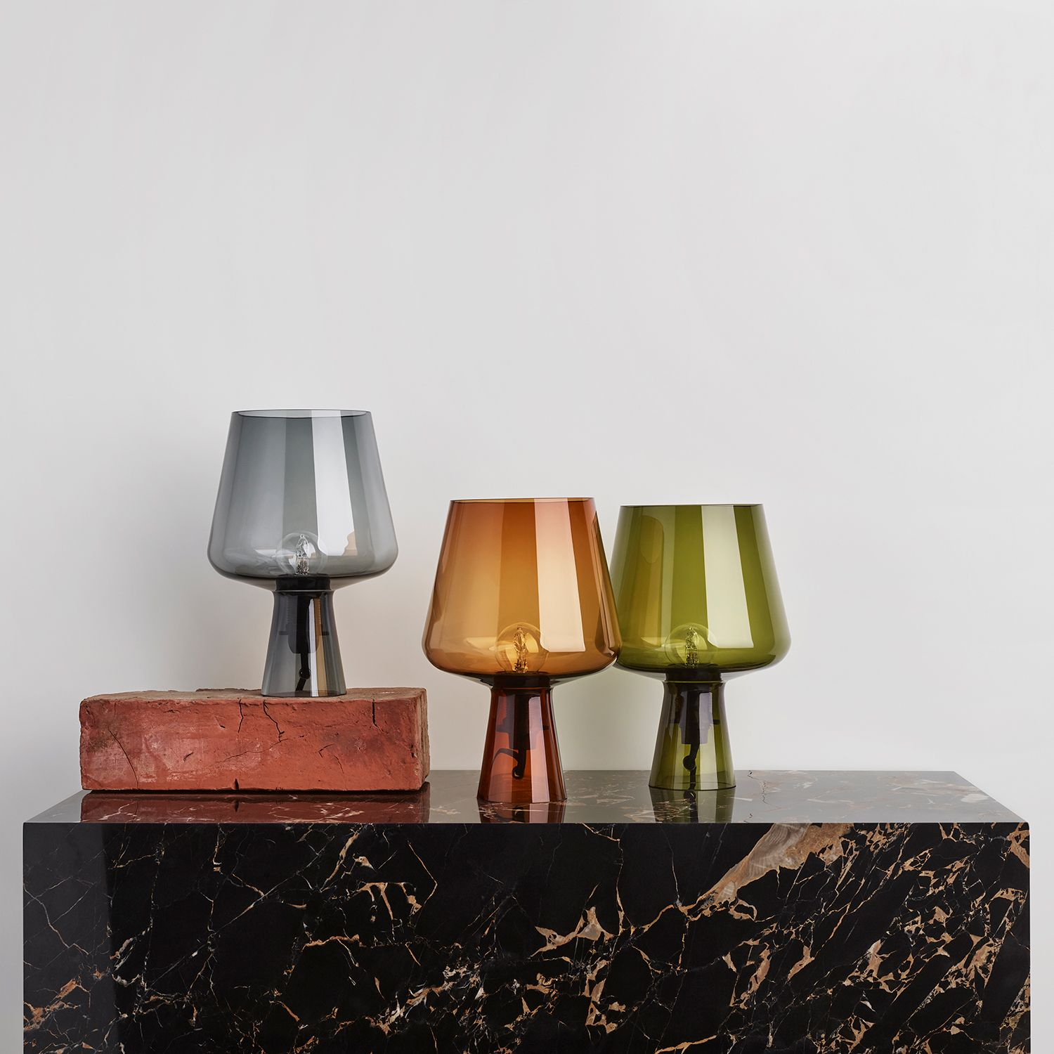 This elegant bronze lamp might just be the perfect touch to