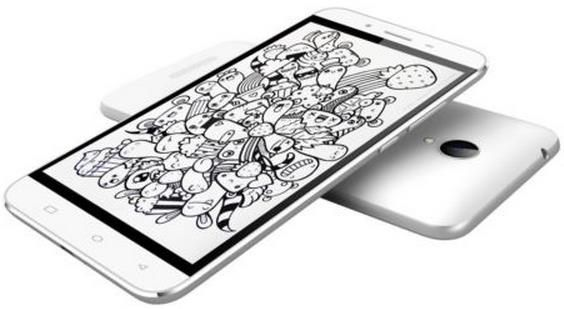 Micromax Canvas Doodle 4 Q391 with 6-inch qHD Display for Rs. 9199