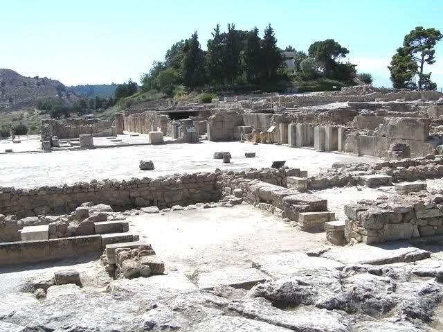 Festos Creta