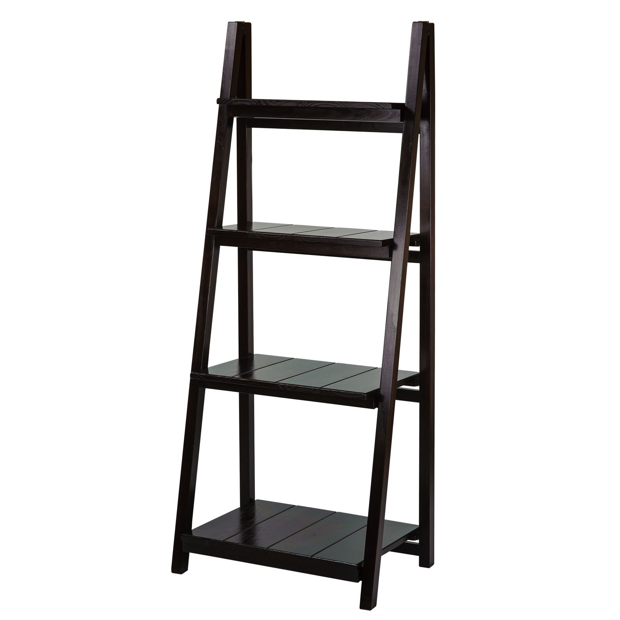 august teal bookshelf a folding shelves dark x w