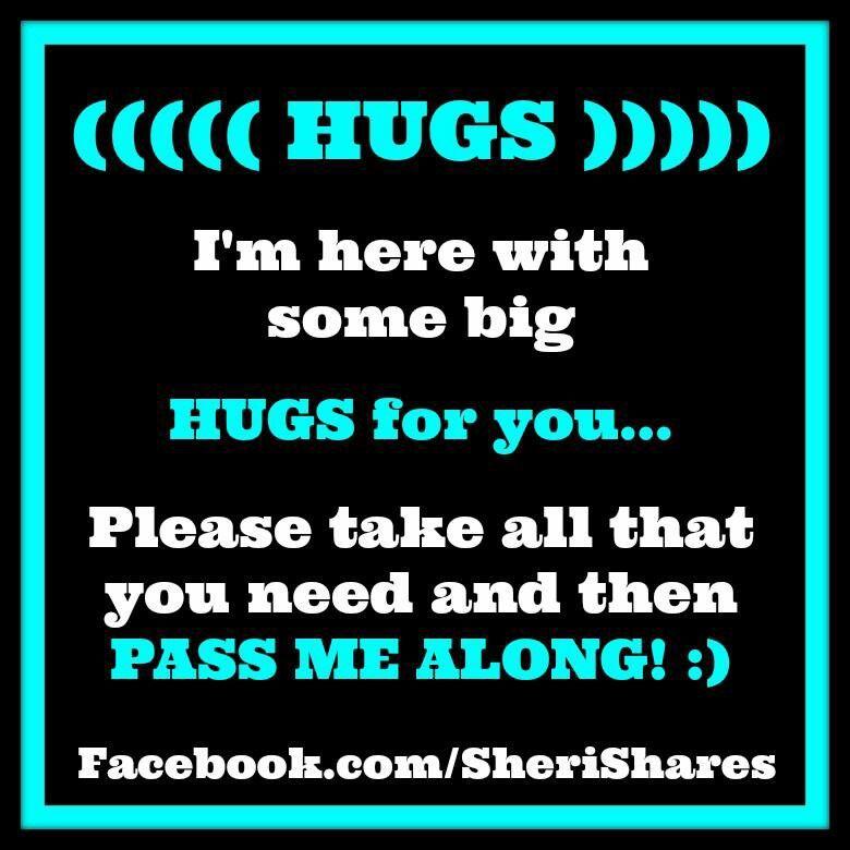 hugs for my grandchildren