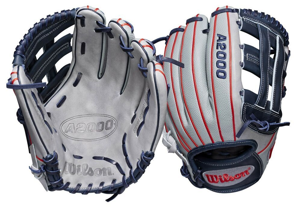 Ebay Sponsored Wilson A2000 Sr32 Superskin 12 Fatspitch Softball Glove Wta20rf19sr32gm Softball Gloves Fastpitch Softball Gloves Baseball Glove Size