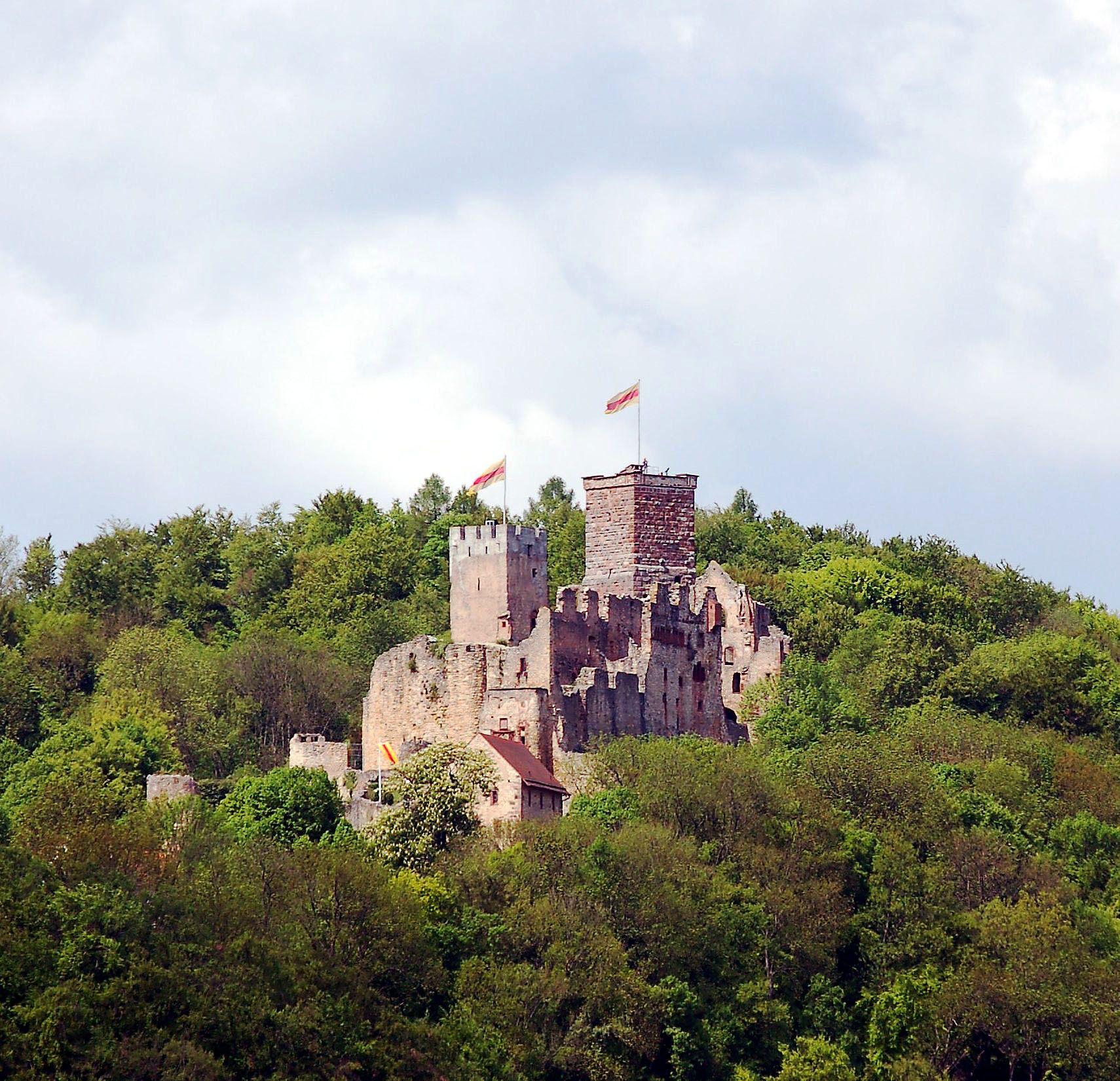 Amazing Die Burg Neuenfels ist eine Burgruine oberhalb von Britzingen einem Ortsteil der Stadt M llheim im Markgr flerland Die Ruine liegt auf einem u