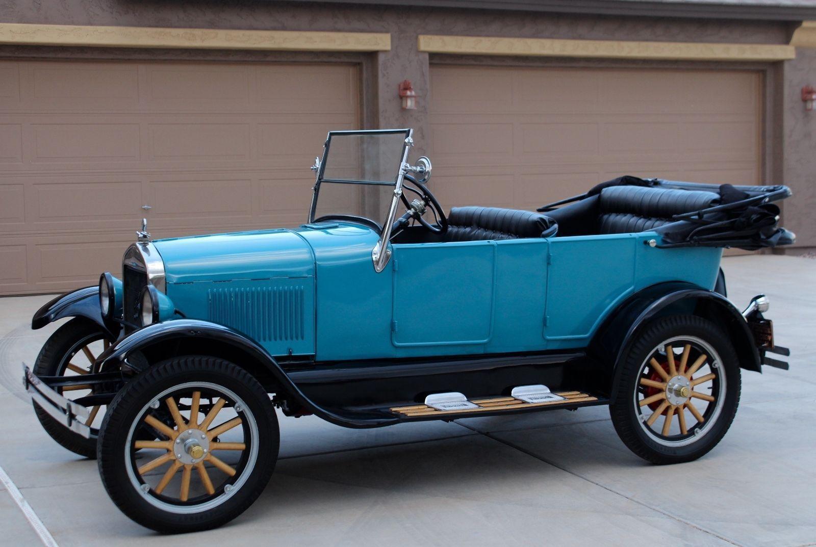 1927 Ford Model T 4 Door Touring Oldtimer in eBay Motors