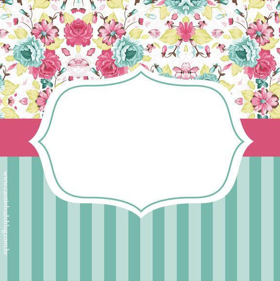 Special Shabby Chic For Sweet Free Printable Mini Kit