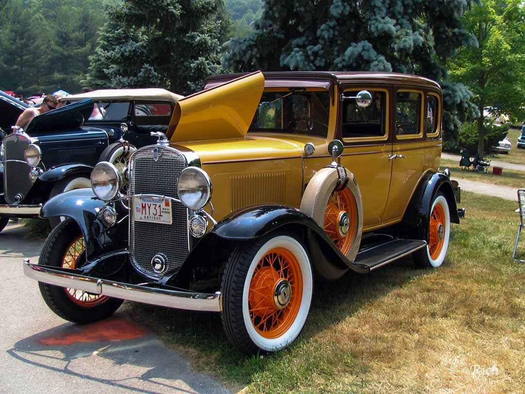 1931 Chevy 4dr