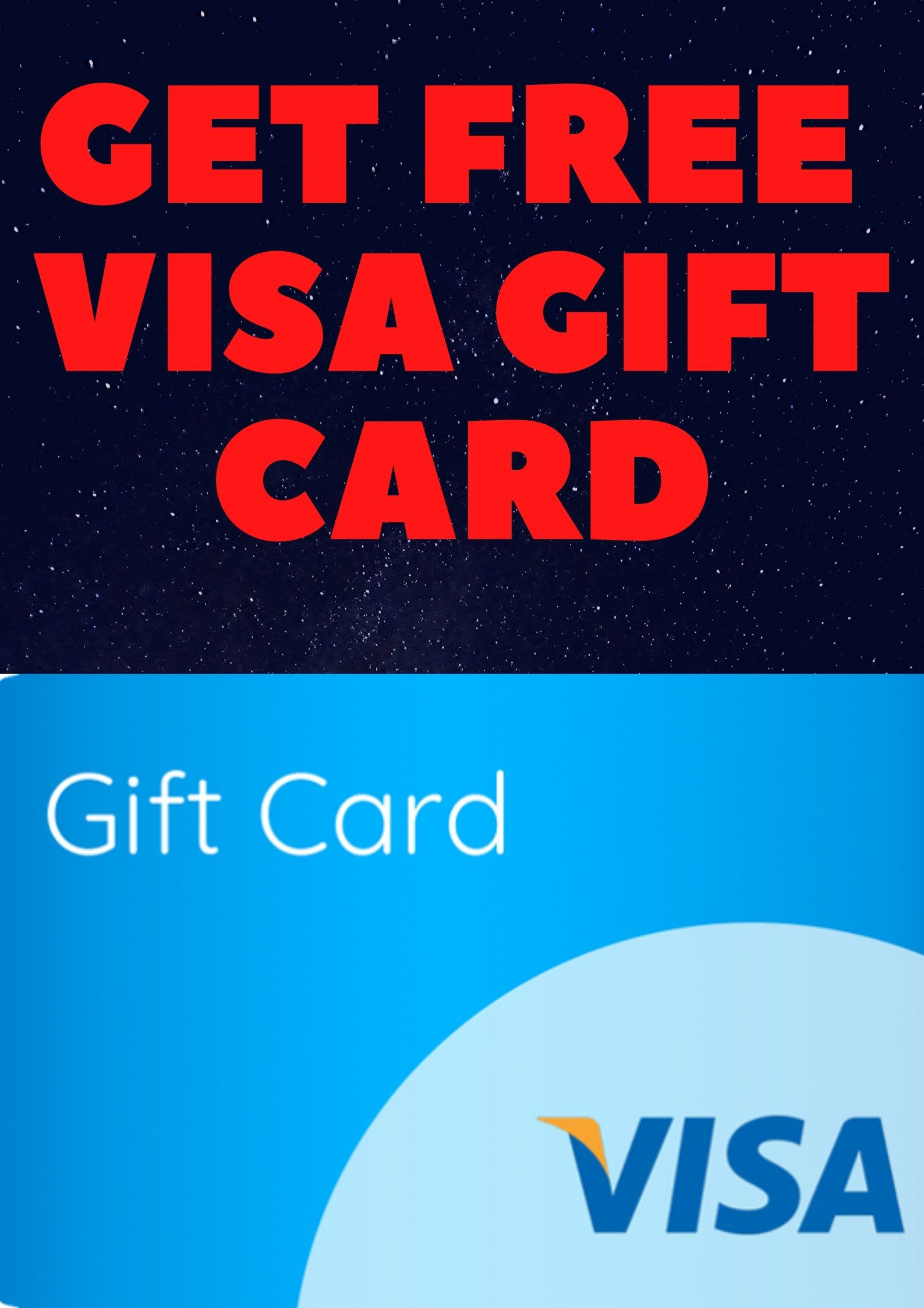 Visa gift card is very popular gift card in the world so