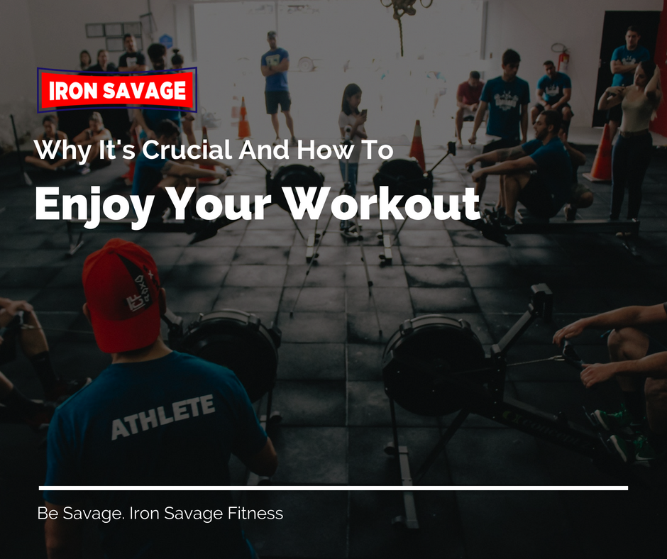 Enjoy Your Workout