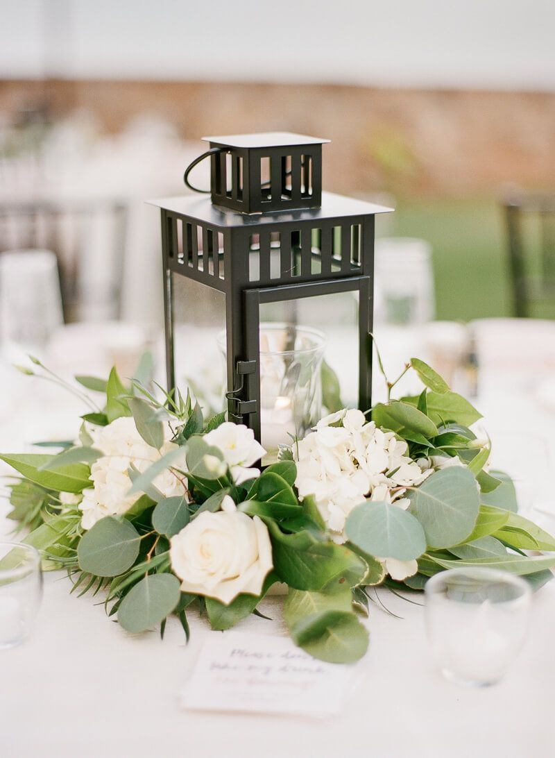 Bella Collina Wedding  Montverde FL  Centerpieces Weddings and