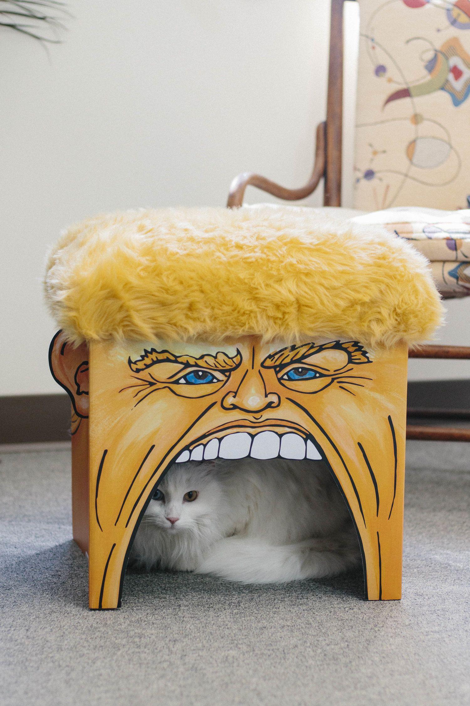 Pin van pixies pantry op fuzzu presidential parody dog