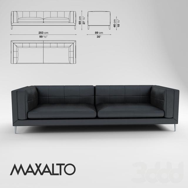 Диван Maxalto Dives