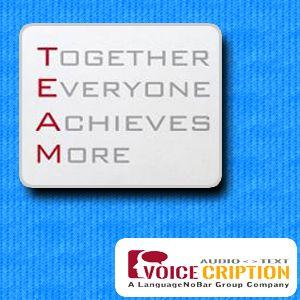 #VoicecriptionIndia