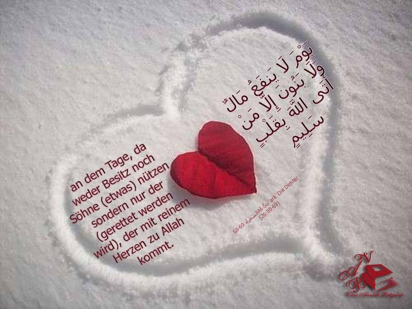 Liebe arabische sprüche 22 tiefgründige