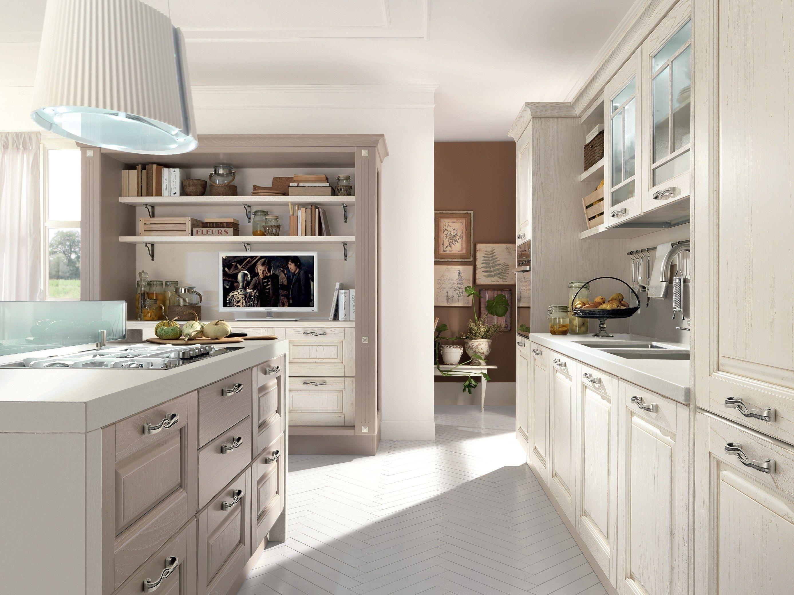 LAURA Кухонный гарнитур by LUBE INDUSTRIES S.R.L. | Kitchen Storage ...