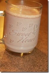 Hot Chocolate Truffles.  This is your grandmas stove top coca in single serve.  WOAH!!