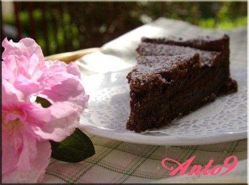 Crostata al cioccolato di Valentina Gigli