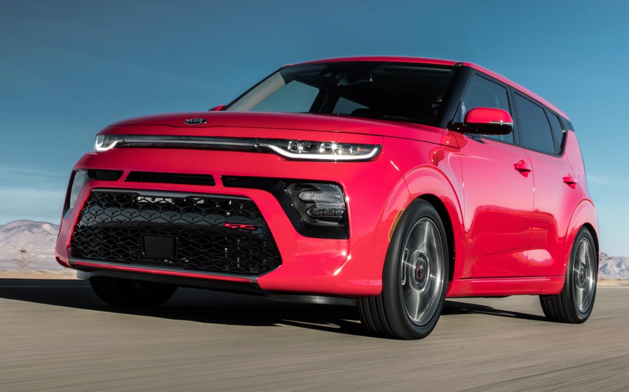 2020 Kia Soul Has A New Look Kia Soul Best Cars For Teens Car For Teens