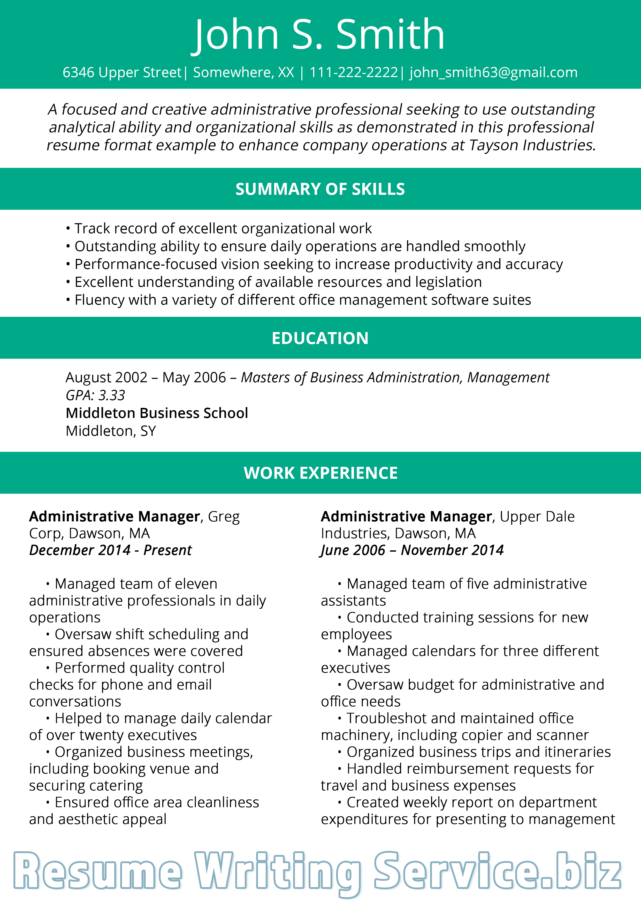 Best Resume Format... Best resume format, Resume format