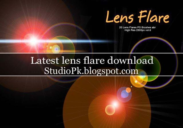 lens flare photoshop plugin download