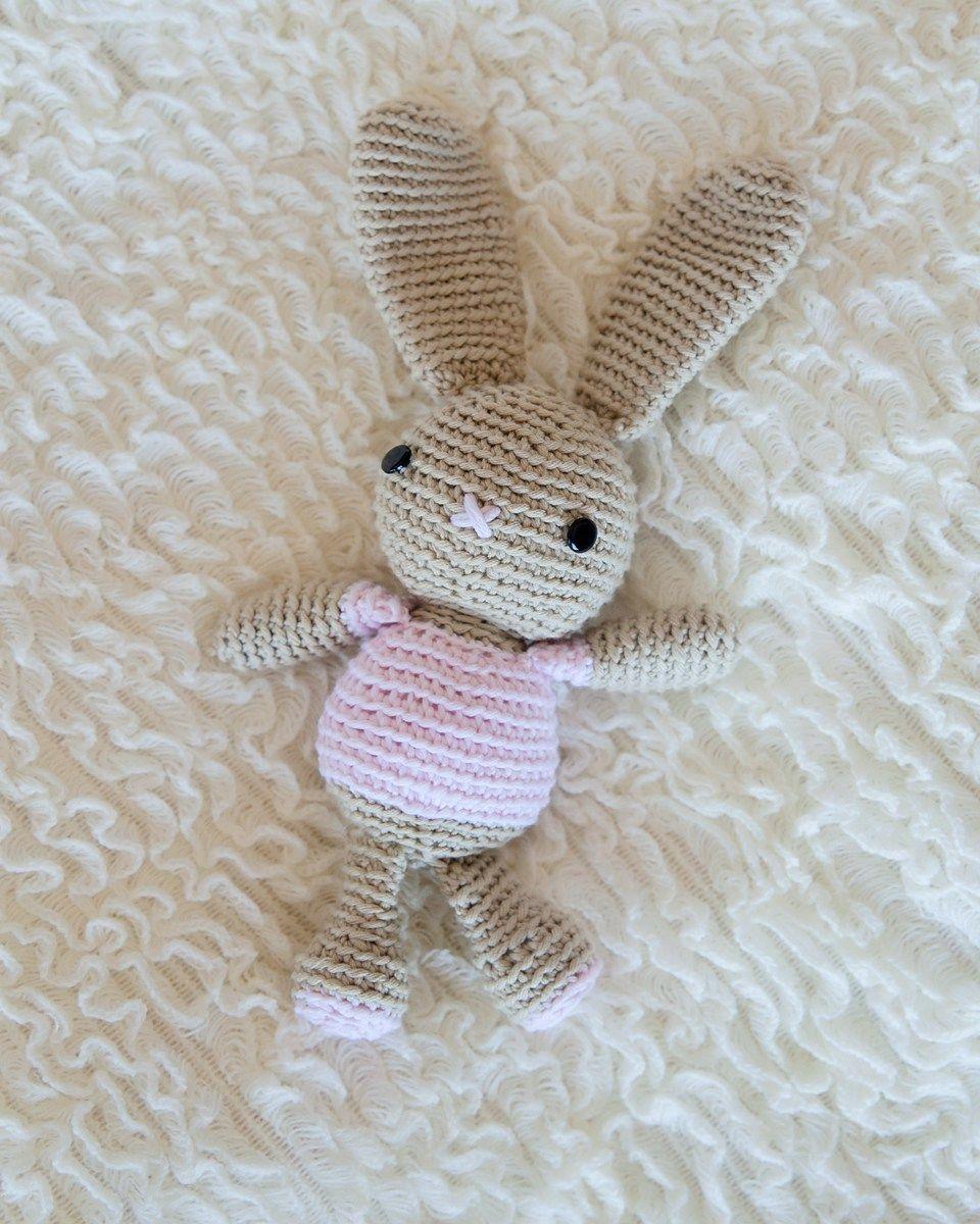 Amigurumi bunny with Easter egg - Amigurumi Today | 1200x960