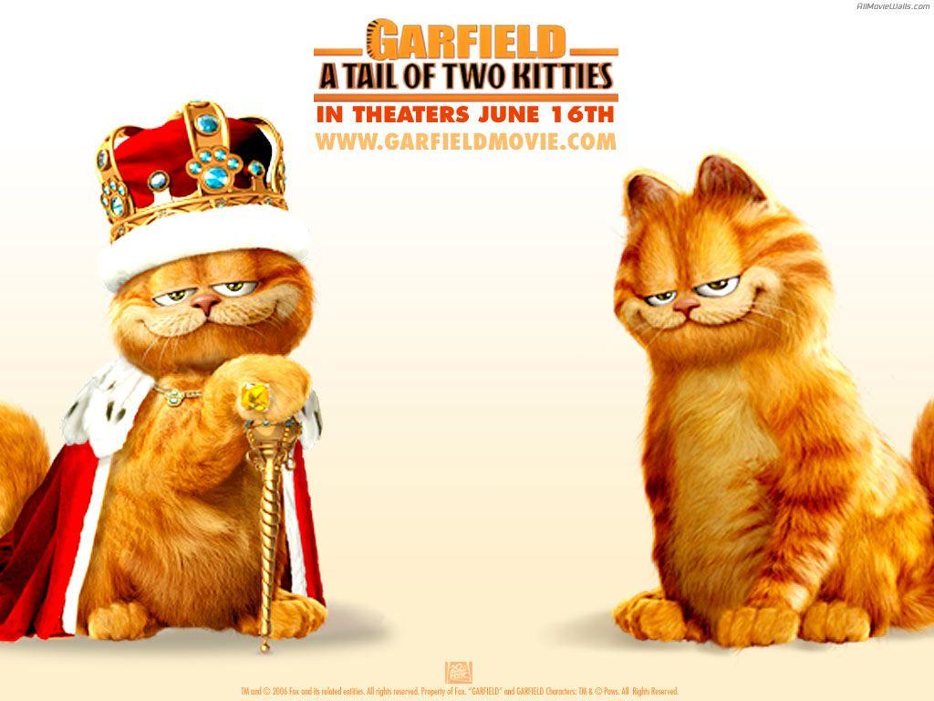 Garfield A Tail Of Two Kitties Garfield Cartoon Tv Kitty