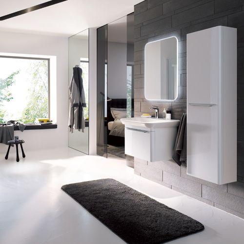 Der Traum vom modernen Badezimmer 10 Tipps - Emero Life Hausbau - badezimmer schwarz weiß