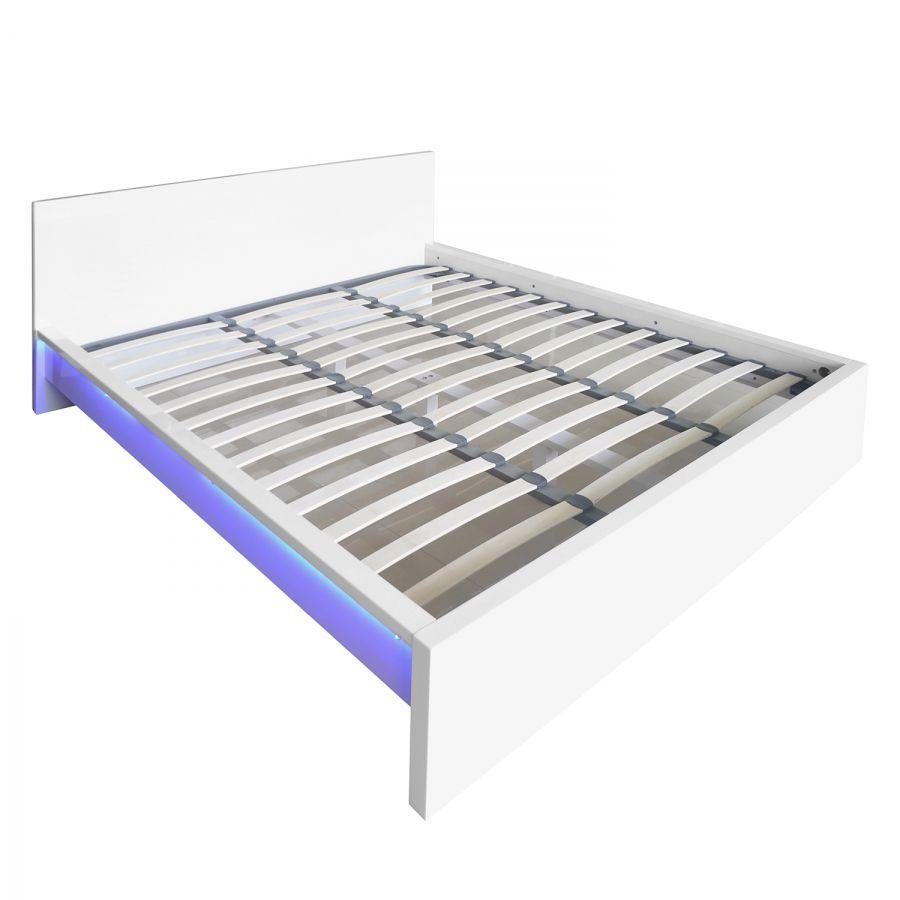 bett emblaze inkl led beleuchtung m bel pinterest led beleuchtung bett und beleuchtung. Black Bedroom Furniture Sets. Home Design Ideas