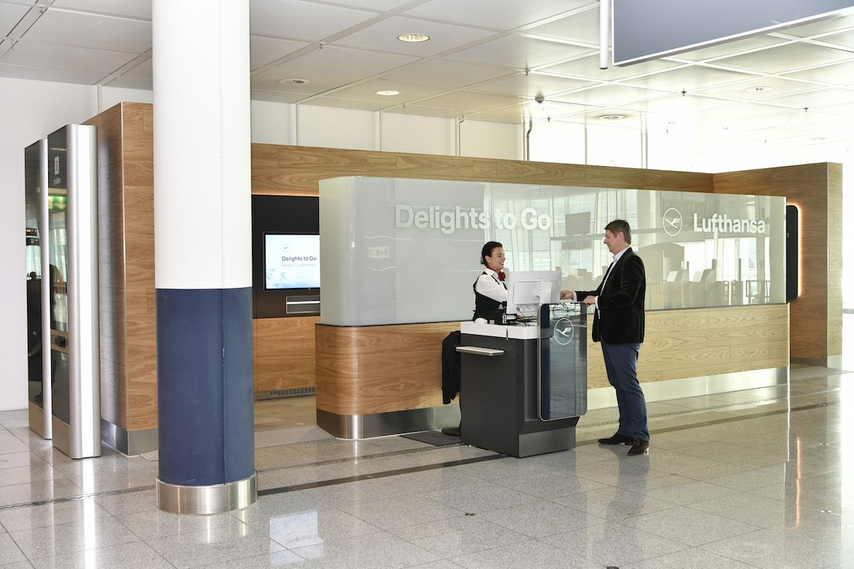 """""""Delights to Go"""" Service Avail For Lufthansa Customers"""